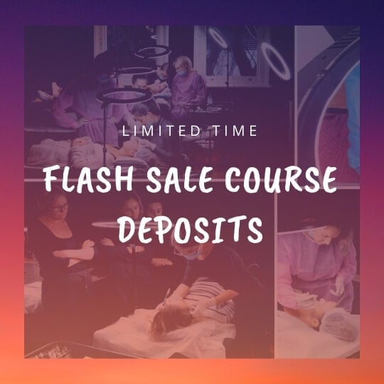 Flash Sale Deposits